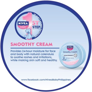 Nivea Baby Cream