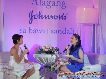 Judy Ann Santos Johnson's milk bath press release