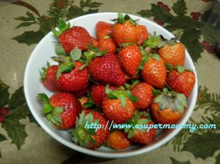 strawberry philippines season