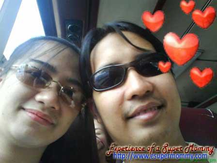 valentines date Filipino couple