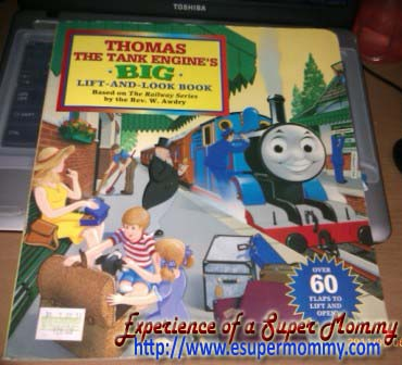 thomas-educational-book