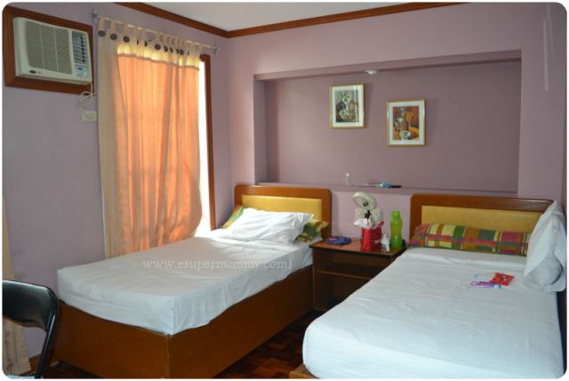 Sitio Lucia resort Hotel Standard room