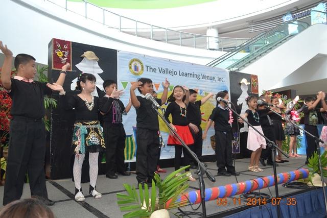Interpretative dance Buwan ng Wika