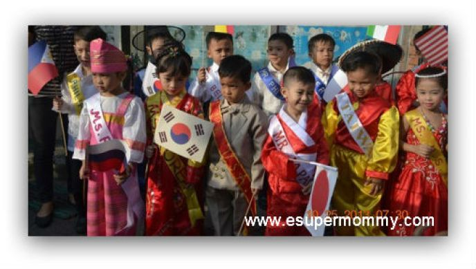 United Nations Costume for Kids