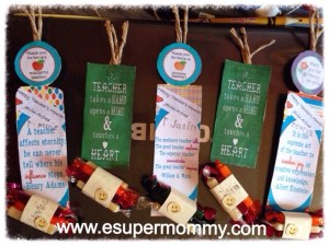 Teacher's Day Quotes and Bookmark
