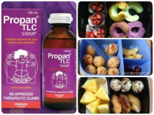 Propan TLC #TamangLusog for Children and Healthy Food Sources