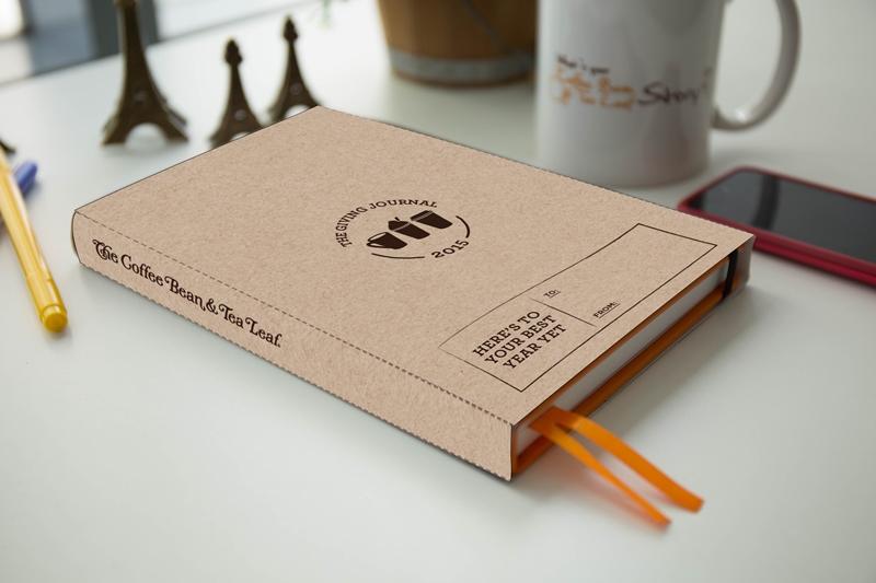 The Coffee Bean & Tea Leaf  2015 Giving Journal