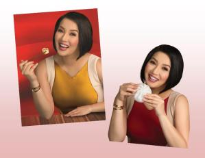 Kris Aquino as new Chowking Franchisee