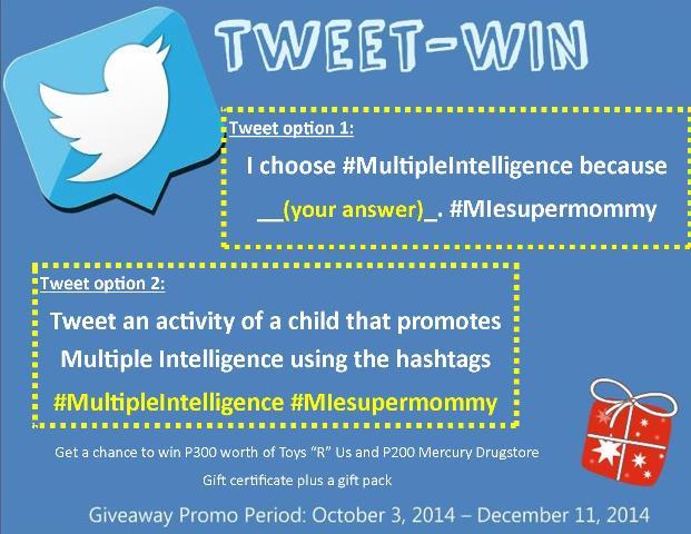 Multiple Intelligence Twitter Promo Week 8