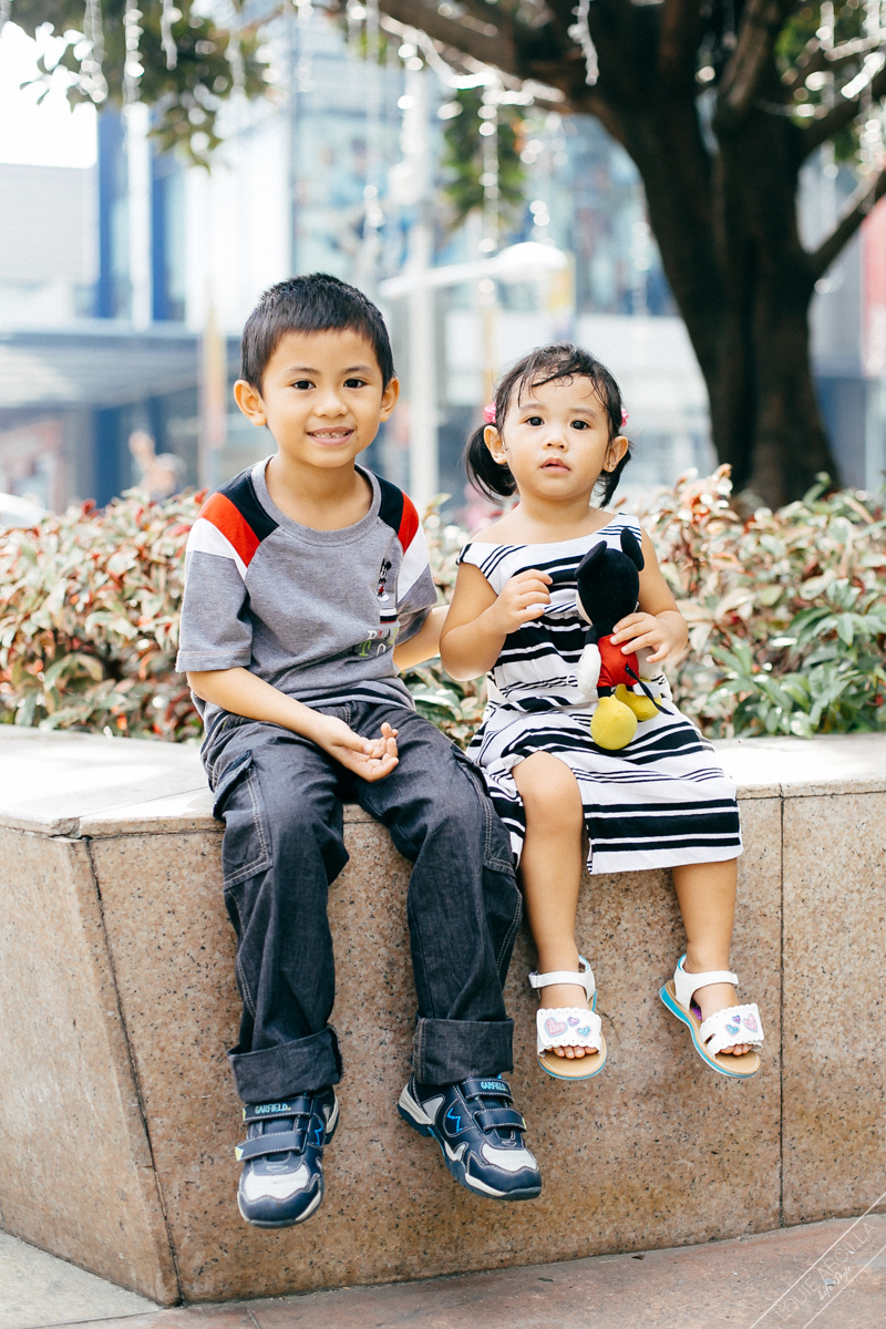 My Kids taken by Louie Arcilla Life+Style Photography