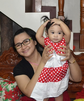 Polka Dots for New Year 2015