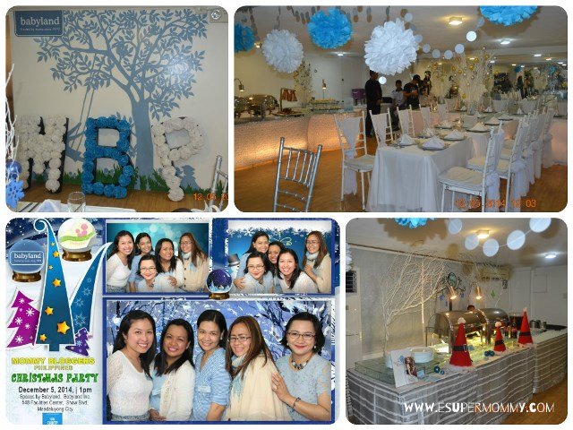 MBP Christmas party 2014