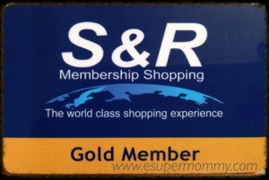S&R Membership Shopping  Renewal