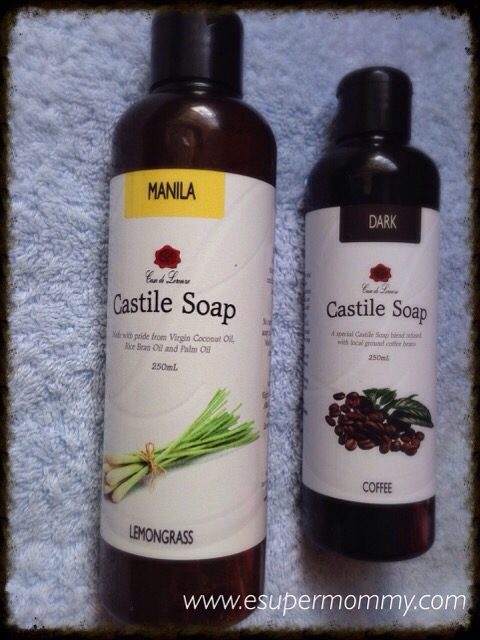 Castile  Organic Soap
