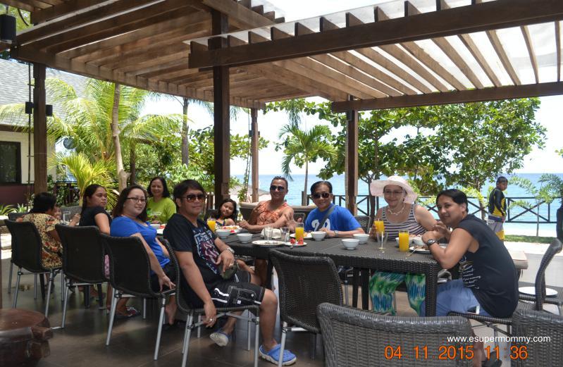 Sabangan Beach Resort Gazibo
