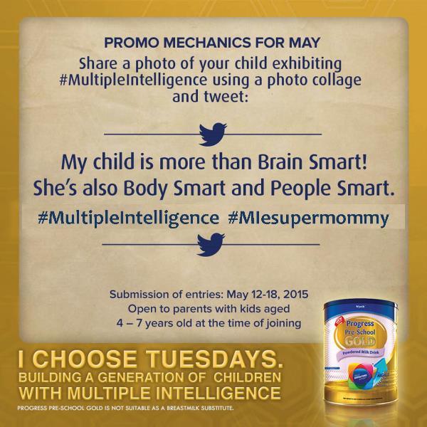 Multiple Intelligence May Promo
