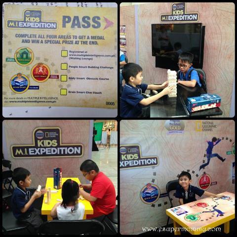 #ppsgxnatgeo Kids M.I. Expedition