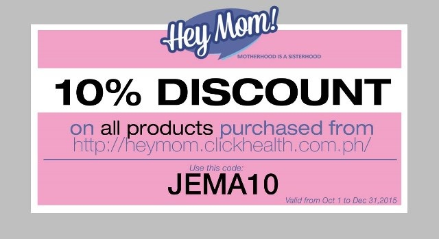 Hey Mom Discount Coupon