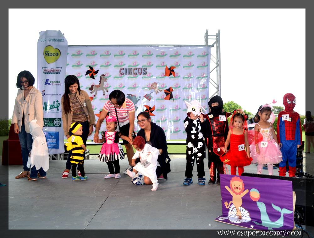 Mommy Bloggers Philippines Halloween 2015 Sky ranch Tagaytay