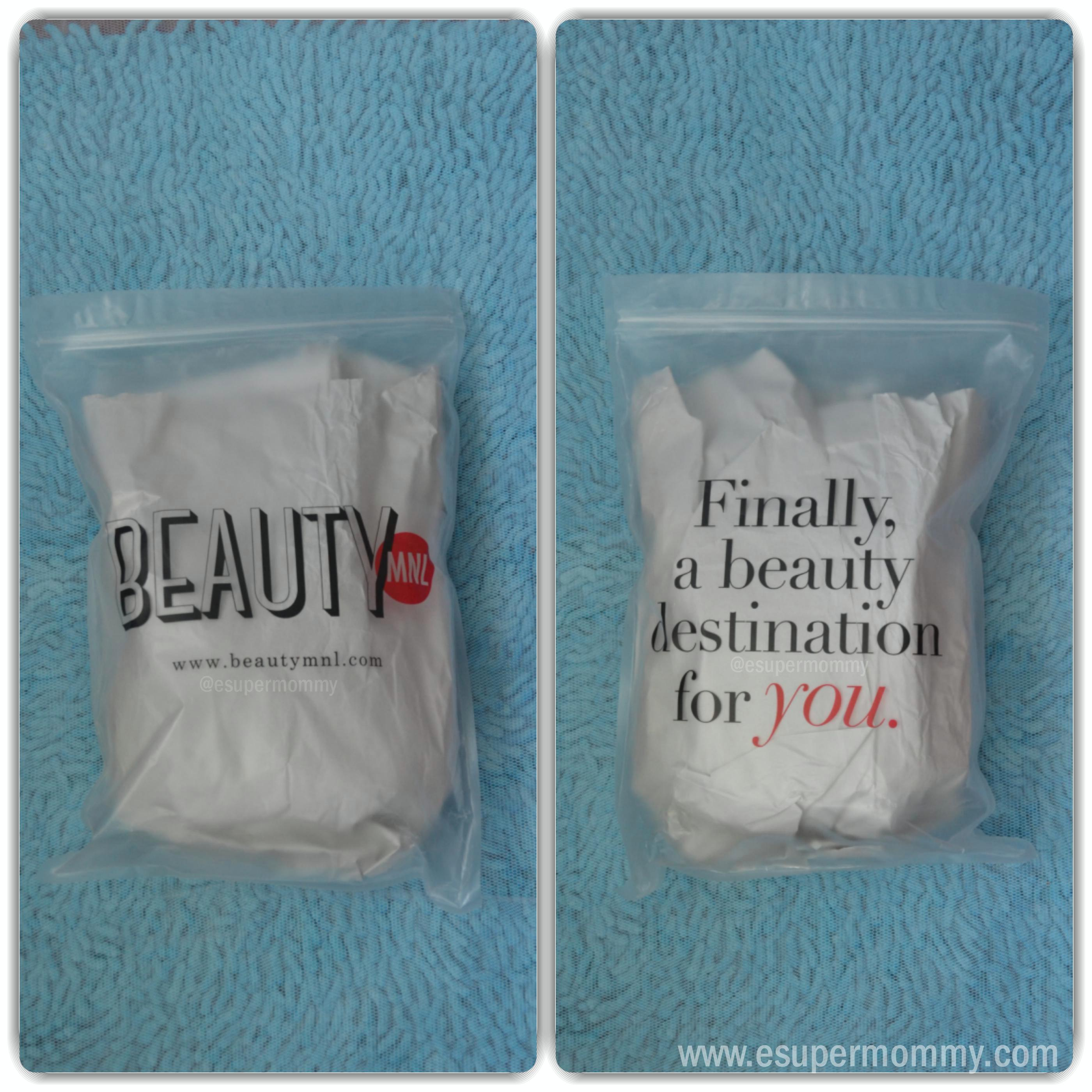 BeautyMnl Packaging