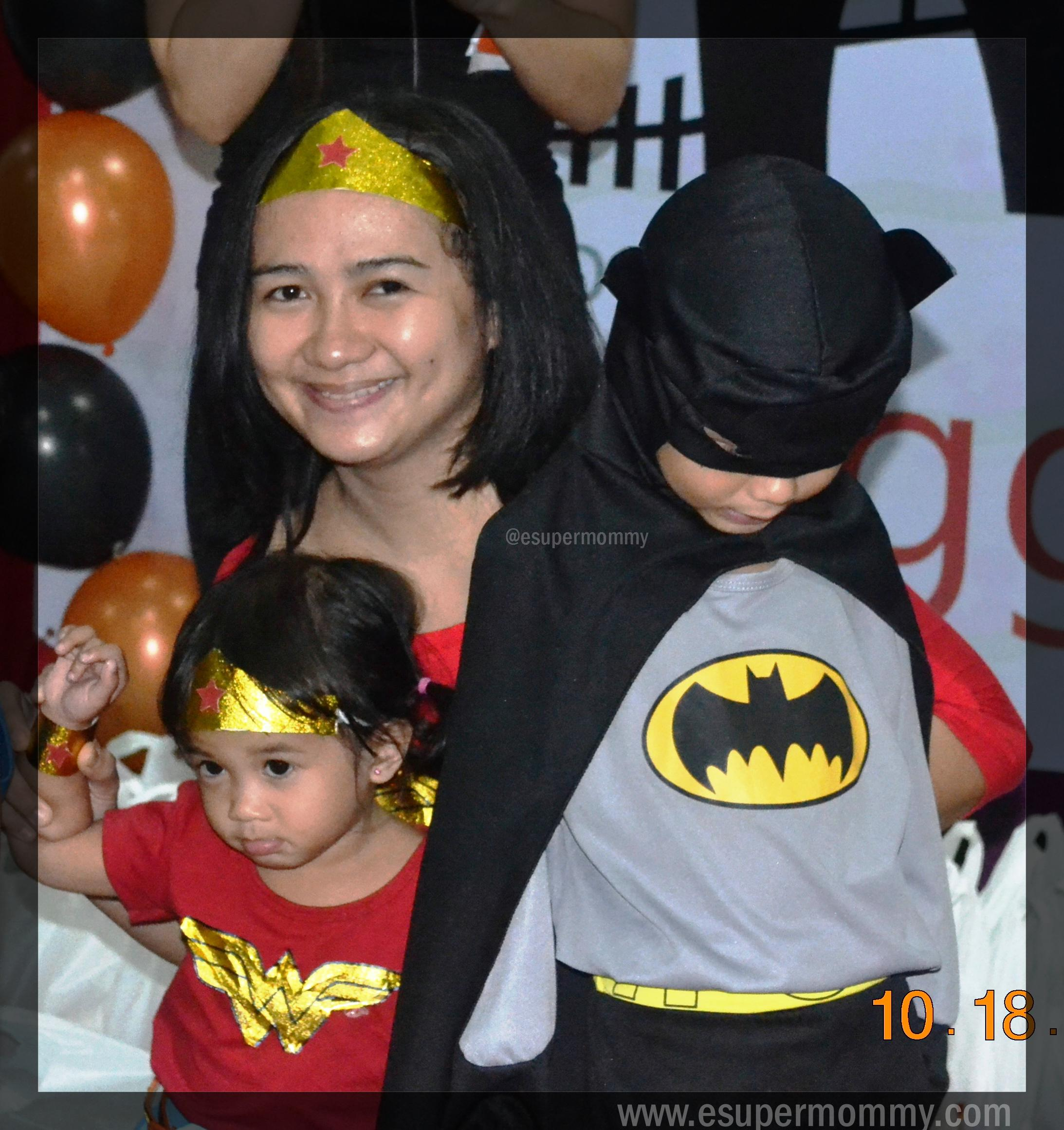 superMommy Jem with kids