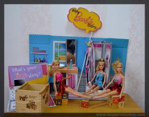 #MyBarbieStory by Mommy Jem and Mirai