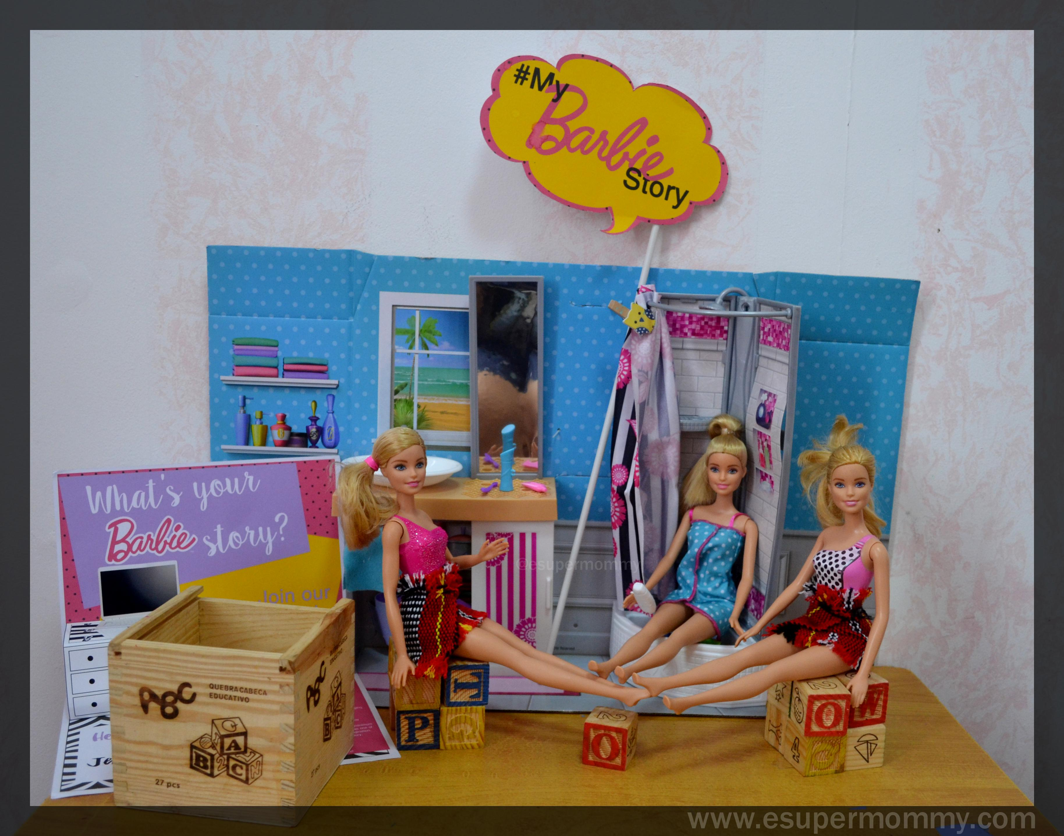 #MyBarbieStory by Mommy Jem and Mirai
