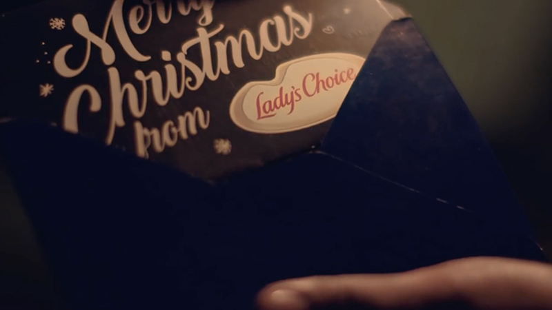 Christmas with Lady's Choice