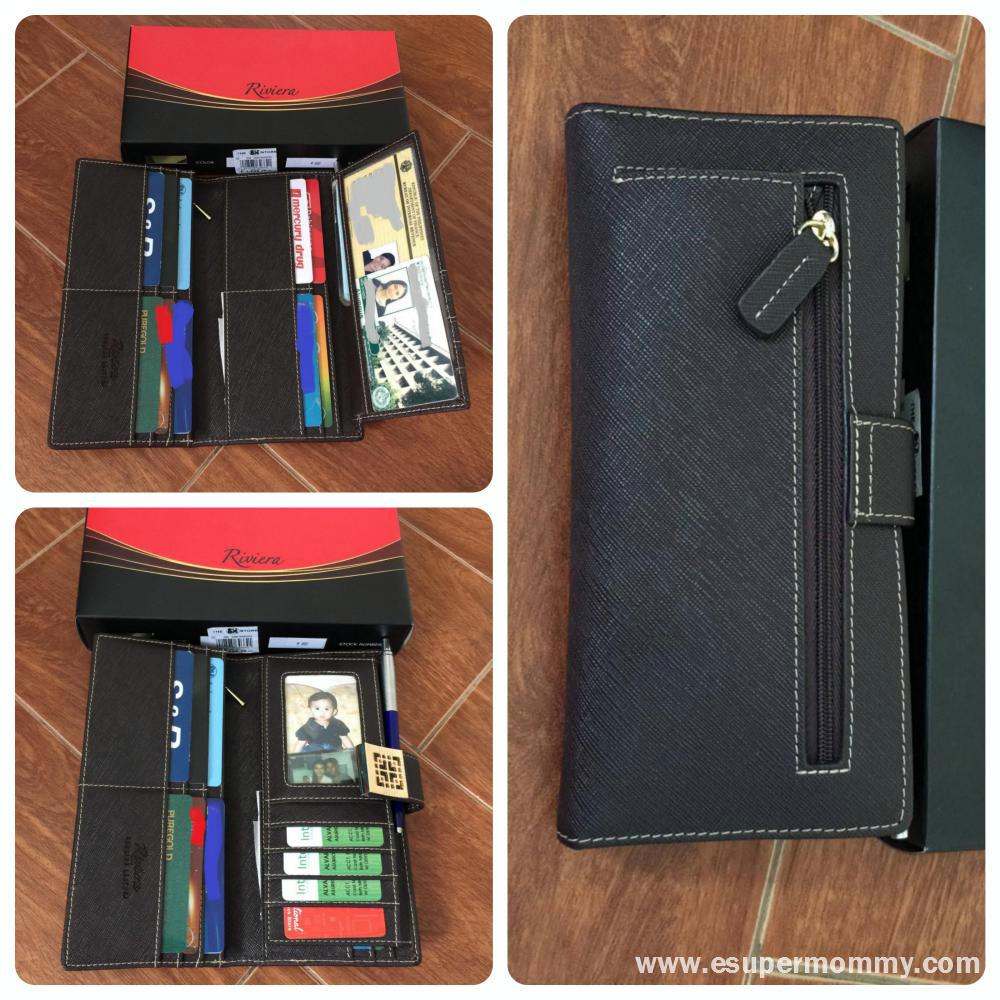 Riviera long wallet