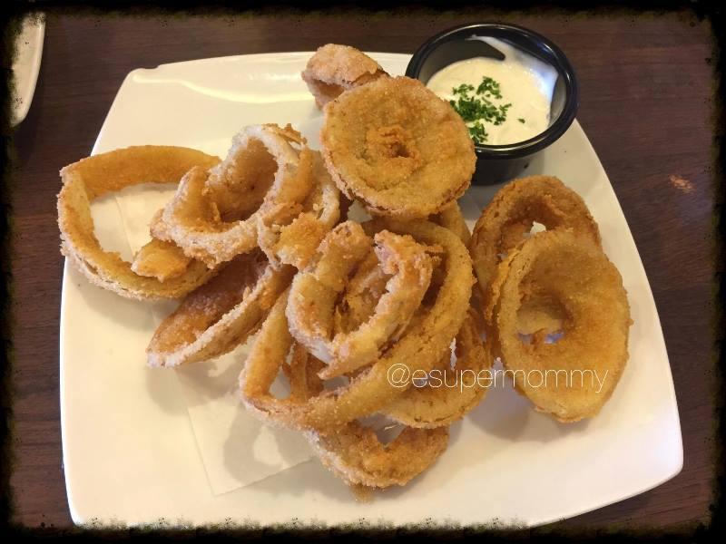 Don Henrico's Menu - Homestyle Onion Rings