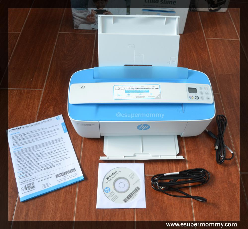 HP 3775 all-in-one printer