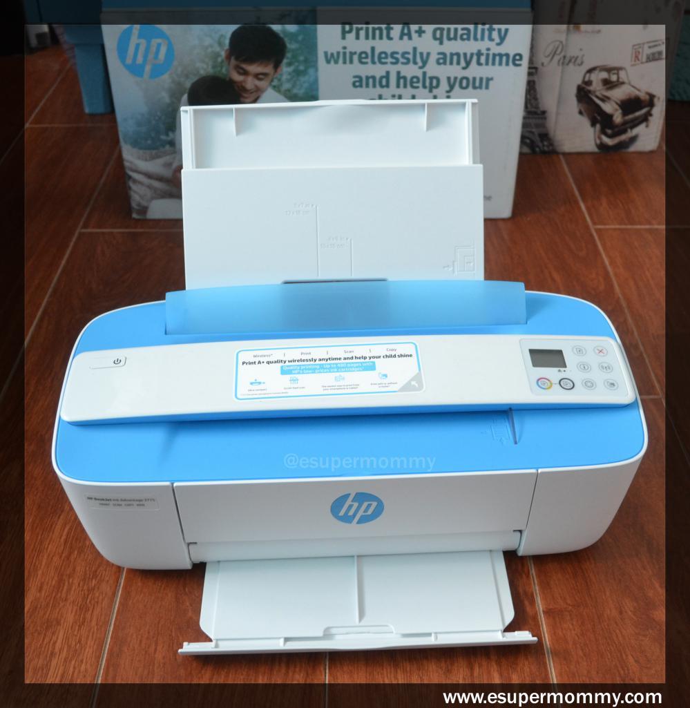 My HP Deskjet Ink Advantage 3775 review