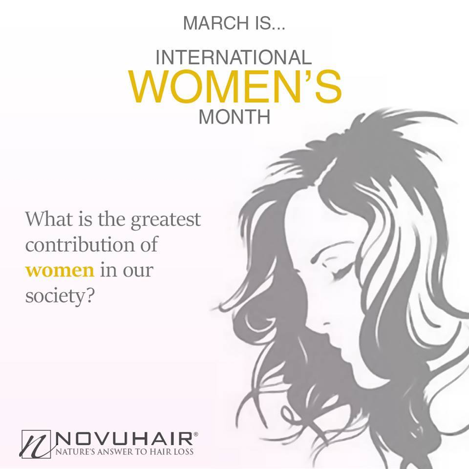 Novuhair Empowers All women