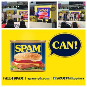 SPAM RECIPES