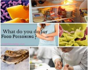 What Do you Do for Food Poisoning?
