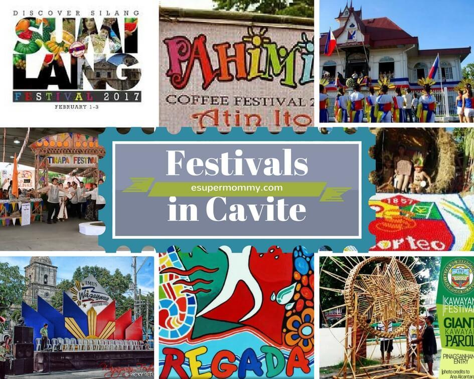 Festivals in Cavite