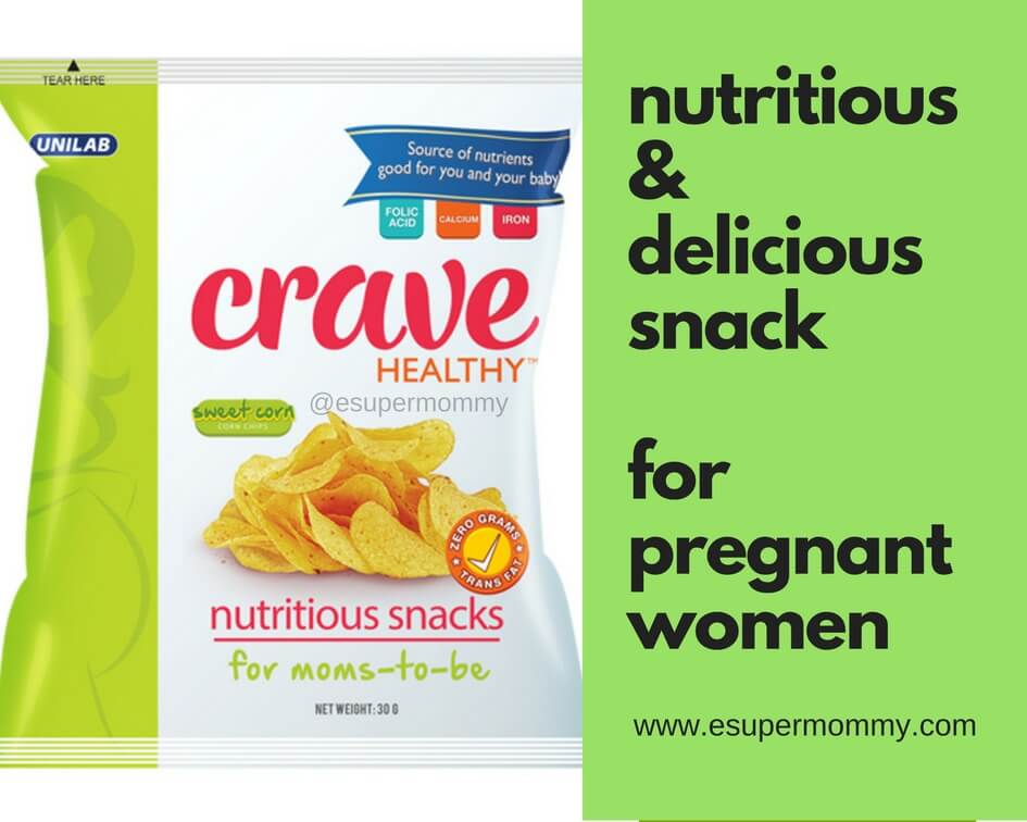 Crave Healthy Snacks for Pregnant Women
