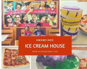 Affordable Ice Cream House at Buhay Na Tubig