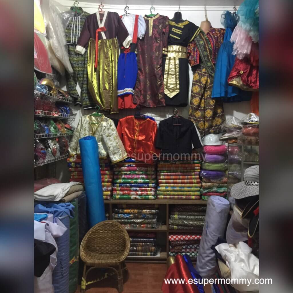 Where to buy Costumes in Imus Cavite?