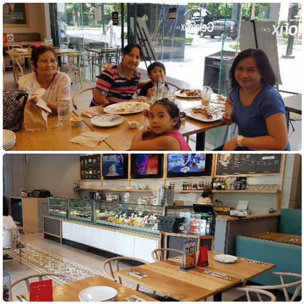 GelatoFix Family Dining Experience