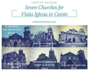 7 Churches in Cavite for Visita Iglesia