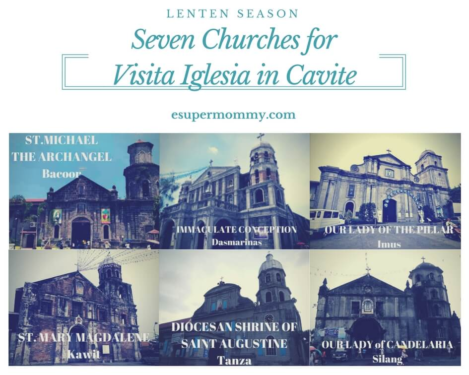 Visita Iglesia in Cavite