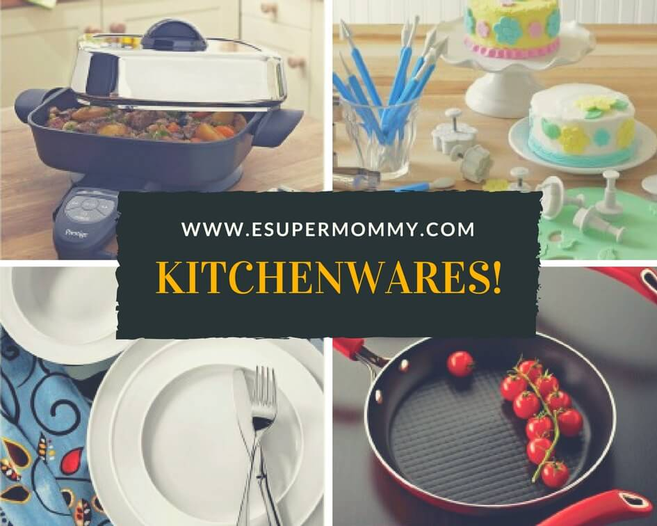 Kitchenwares Mothers Day Gift Ideas