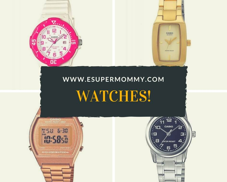 Watches as Mother's Day Gift Ideas