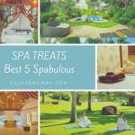 Spa Treats for Mother's Day
