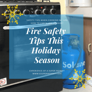 Fire Safety Tips This Holiday Season
