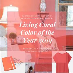 Living Coral Color of 2019