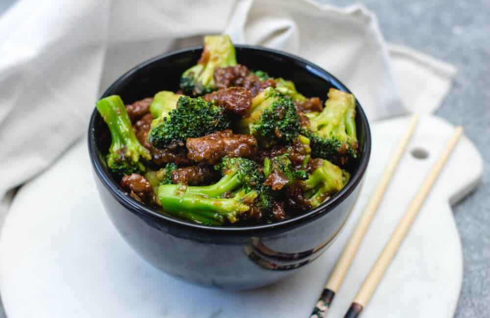 Instant Pot Beef and Brocolli