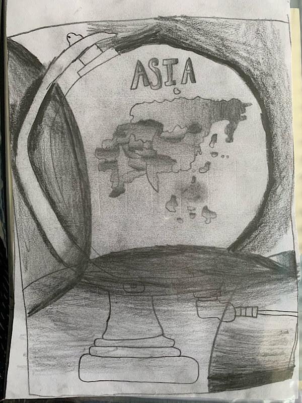 Art class online