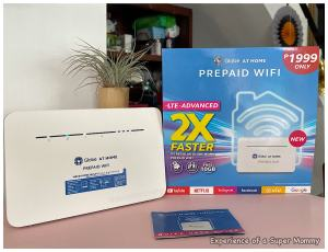 Gobe at Home Prepaid Wifi Signal
